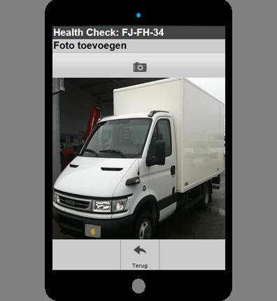 EVHC Monteur Vrachtwagen